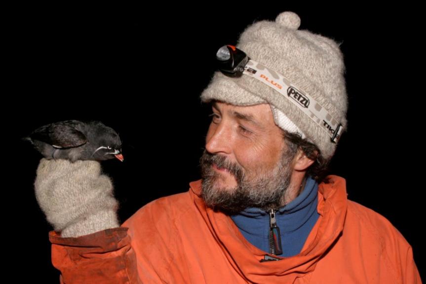 Congratulations 2017 Ralph W. Schreiber Conservation Award Winner – Dr. DanielRoby