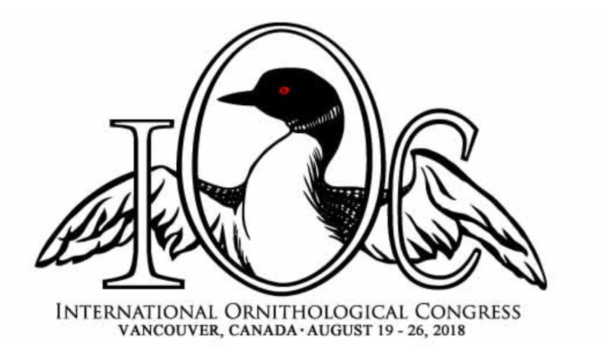 AOS Travel Award to International Ornithological Congress 2018 – Now Accepting Applications!